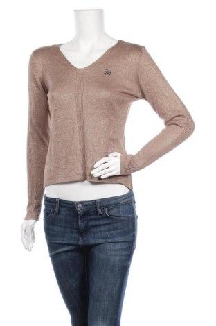 Дамски пуловер Giorgio Di Mare, Размер M, Цвят Бежов, Цена 12,34лв.