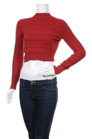 Γυναικείο πουλόβερ Glamorous, Μέγεθος S, Χρώμα Πορτοκαλί, 49% βισκόζη, 51% πολυαμίδη, Τιμή 10,13€