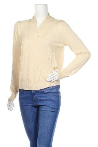 Γυναικείο πουλόβερ Glenfield, Μέγεθος L, Χρώμα  Μπέζ, 63% βισκόζη, 37% βαμβάκι, Τιμή 7,60€