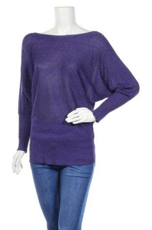 Дамски пуловер Graffith, Размер M, Цвят Лилав, Цена 28,35лв.