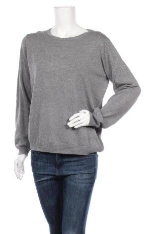 Дамски пуловер H&M, Размер XL, Цвят Сив, 70% вискоза, 30% полиамид, Цена 11,34лв.