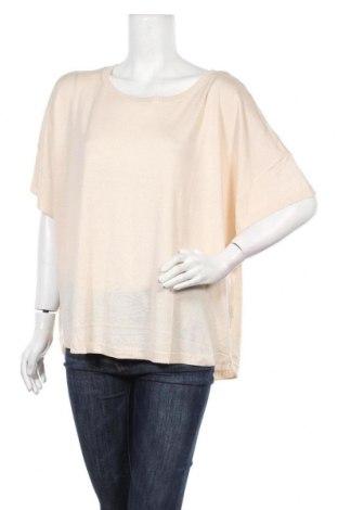 Γυναικείο πουλόβερ H&M, Μέγεθος M, Χρώμα  Μπέζ, 50%ακρυλικό, 50% πολυεστέρας, Τιμή 5,46€