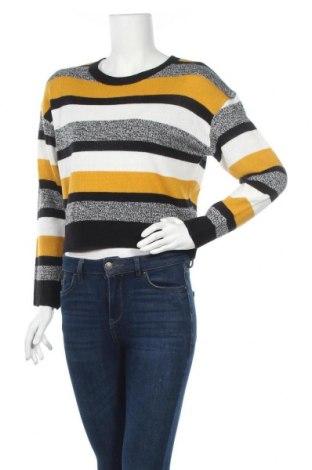 Дамски пуловер H&M Divided, Размер S, Цвят Многоцветен, Акрил, Цена 29,40лв.