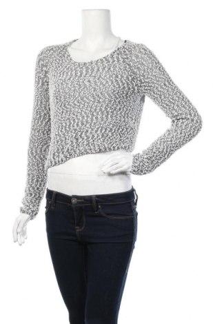 Дамски пуловер H&M Divided, Размер M, Цвят Бял, Полиестер, Цена 6,04лв.