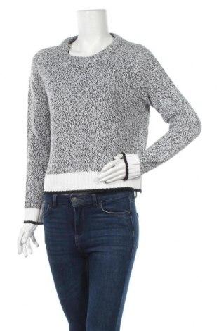 Дамски пуловер H&M Divided, Размер S, Цвят Сив, Акрил, Цена 5,78лв.
