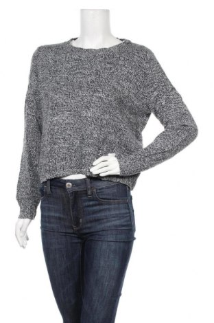 Дамски пуловер H&M Divided, Размер M, Цвят Черен, Акрил, Цена 9,19лв.
