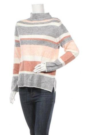 Дамски пуловер Hucke, Размер M, Цвят Многоцветен, 70% акрил, 27% полиестер, 3% еластан, Цена 29,40лв.
