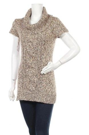 Дамски пуловер INC International Concepts, Размер M, Цвят Бежов, 51% акрил, 37% памук, 9% вълна, 3% други материали, Цена 10,44лв.