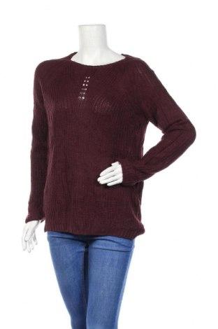 Γυναικείο πουλόβερ Infinity Woman, Μέγεθος L, Χρώμα Κόκκινο, Πολυακρυλικό, Τιμή 17,28€