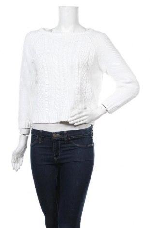 Γυναικείο πουλόβερ J.Crew, Μέγεθος XXS, Χρώμα Λευκό, Βαμβάκι, Τιμή 30,23€