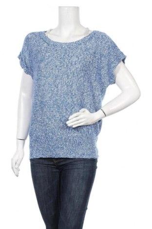 Дамски пуловер Jessica, Размер L, Цвят Син, Акрил, Цена 23,10лв.