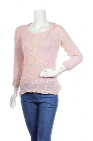 Дамски пуловер Joe Fresh, Размер S, Цвят Розов, Цена 6,56лв.