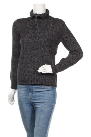 Дамски пуловер Karen Scott, Размер S, Цвят Черен, 93% акрил, 7% полиестер, Цена 6,56лв.