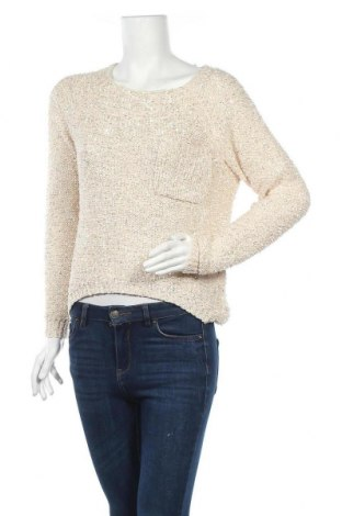 Γυναικείο πουλόβερ Katsumi, Μέγεθος S, Χρώμα  Μπέζ, 80% πολυεστέρας, 20%ακρυλικό, Τιμή 16,05€