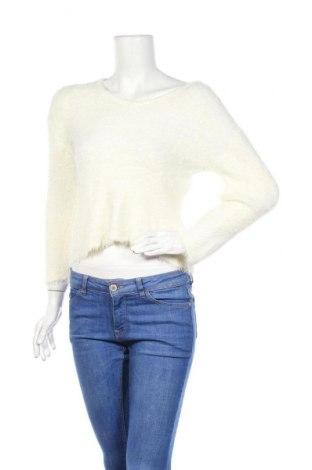 Дамски пуловер Kenzie, Размер M, Цвят Бял, Цена 6,30лв.