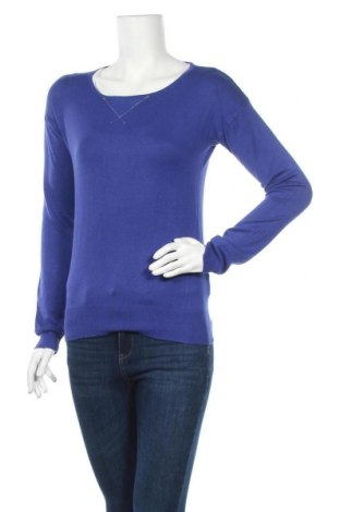 Дамски пуловер Kookai, Размер M, Цвят Син, Цена 18,48лв.