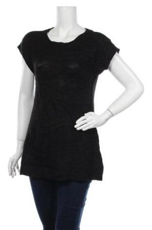 Дамски пуловер L.e.i., Размер XL, Цвят Черен, Акрил, Цена 11,03лв.