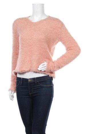 Дамски пуловер La Strada, Размер M, Цвят Розов, Полиестер, Цена 7,61лв.