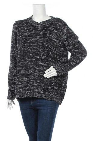 Γυναικείο πουλόβερ Laura Torelli, Μέγεθος L, Χρώμα Μαύρο, Ακρυλικό, Τιμή 15,43€