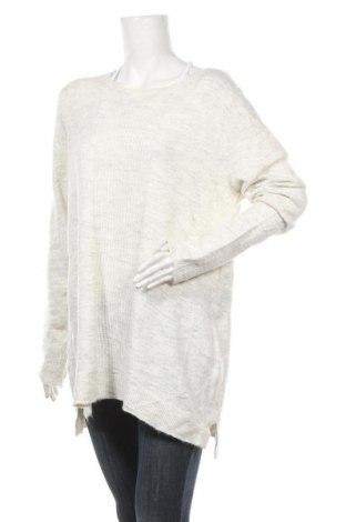 Дамски пуловер Liz Lange Maternity, Размер XL, Цвят Сив, 75% акрил, 22% полиестер, 3% еластан, Цена 10,29лв.