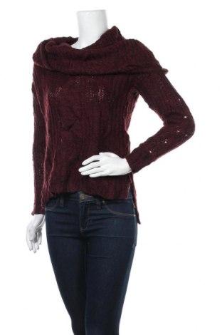 Дамски пуловер Love & Liberty, Размер M, Цвят Червен, 100% акрил, Цена 22,94лв.