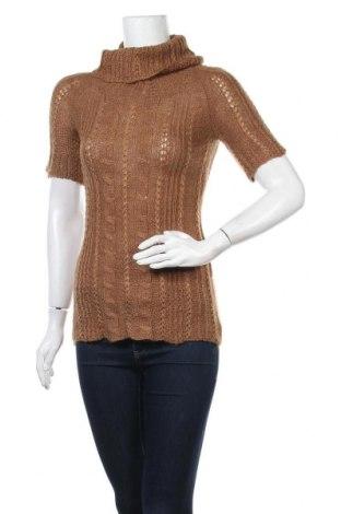 Дамски пуловер Mango, Размер S, Цвят Кафяв, Цена 5,78лв.