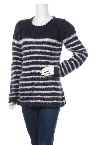 Дамски пуловер Marie Claire, Размер M, Цвят Син, 70% акрил, 30% полиамид, Цена 8,19лв.