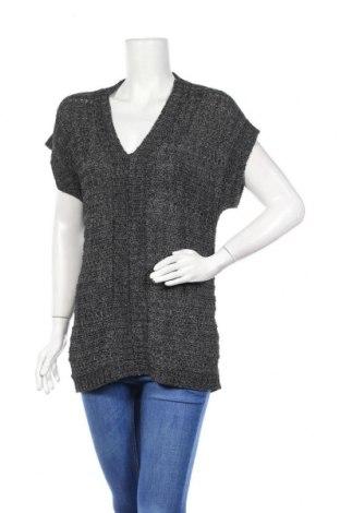 Γυναικείο πουλόβερ Mark Adam, Μέγεθος M, Χρώμα Γκρί, Τιμή 15,46€