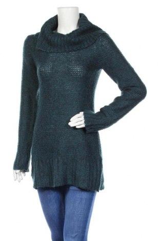 Дамски пуловер Milla, Размер S, Цвят Зелен, Акрил, Цена 12,29лв.