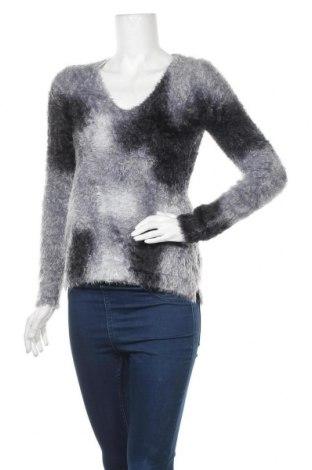 Дамски пуловер Miss Captain, Размер S, Цвят Син, Полиамид, Цена 13,23лв.
