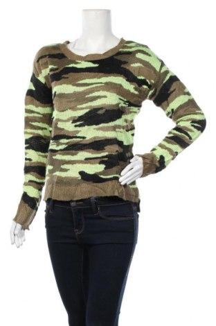 Дамски пуловер No Boundaries, Размер M, Цвят Многоцветен, Цена 8,82лв.