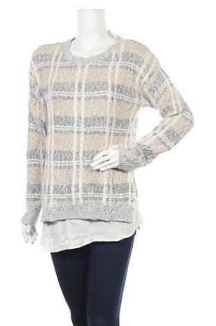 Дамски пуловер Northern Reflections, Размер L, Цвят Бежов, 54% акрил, 46% памук, Цена 7,56лв.