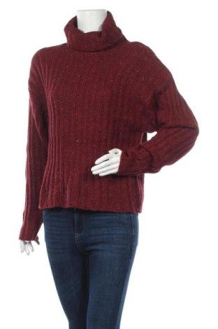 Γυναικείο πουλόβερ, Μέγεθος L, Χρώμα Κόκκινο, 85%ακρυλικό, 15% μαλλί, Τιμή 14,19€