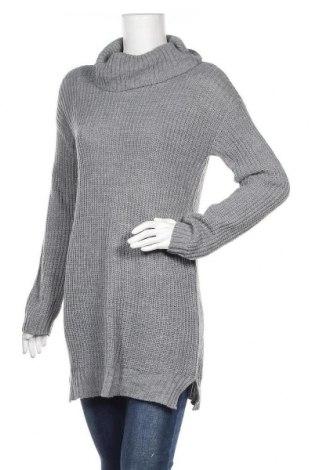 Γυναικείο πουλόβερ Now, Μέγεθος M, Χρώμα Γκρί, Ακρυλικό, πολυεστέρας, Τιμή 17,28€