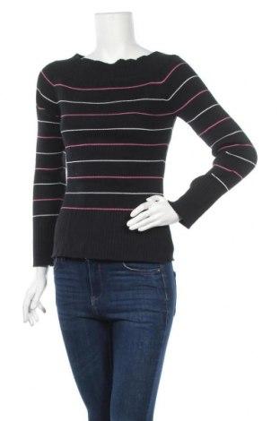 Дамски пуловер O.ha, Размер L, Цвят Черен, Памук, Цена 8,09лв.