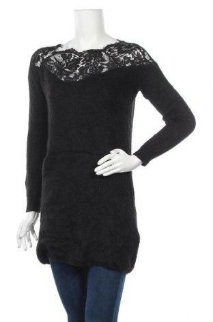 Γυναικείο πουλόβερ ONLY, Μέγεθος XS, Χρώμα Μαύρο, 33%ακρυλικό, 30% πολυαμίδη, 16% μαλλί από αλπακά, 15% μαλλί, 6% ελαστάνη, Τιμή 17,28€