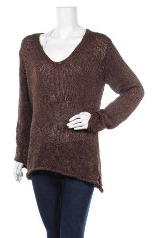 Дамски пуловер Old Navy, Размер XL, Цвят Кафяв, Цена 5,78лв.