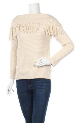 Γυναικείο πουλόβερ Olsen, Μέγεθος M, Χρώμα  Μπέζ, 50% μαλλί, 50%ακρυλικό, Τιμή 9,29€