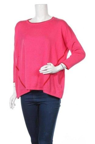 Дамски пуловер Opus, Размер M, Цвят Розов, 54% полиестер, 20% акрил, 20% полиамид, 6% вълна, Цена 17,01лв.