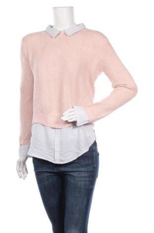 Дамски пуловер Primark, Размер M, Цвят Розов, 51% вискоза, 27% полиестер, 22% полиамид, Цена 24,15лв.