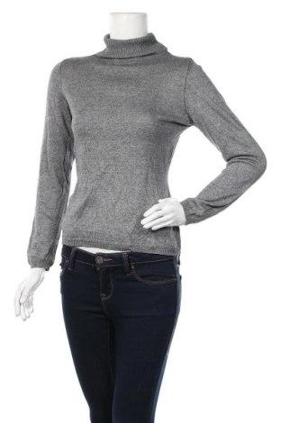 Дамски пуловер Promod, Размер S, Цвят Сив, Цена 24,15лв.