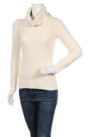 Дамски пуловер Q/S by S.Oliver, Размер XS, Цвят Бежов, Акрил, Цена 10,92лв.
