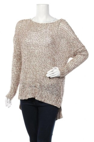 Дамски пуловер Reitmans, Размер L, Цвят Бежов, 95% акрил, 5% памук, Цена 7,56лв.