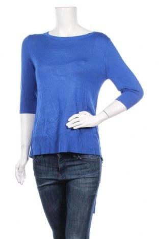 Дамски пуловер Ricarda M, Размер M, Цвят Син, Вискоза, Цена 7,88лв.