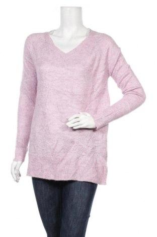 Дамски пуловер Ricki's, Размер S, Цвят Лилав, 60% акрил, 37% полиестер, 3% еластан, Цена 10,87лв.