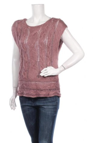 Дамски пуловер Rw & Co., Размер M, Цвят Розов, Акрил, Цена 5,78лв.