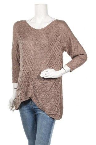 Γυναικείο πουλόβερ Sonoma, Μέγεθος L, Χρώμα  Μπέζ, Ακρυλικό, Τιμή 14,81€