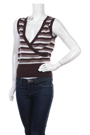 Дамски пуловер Steve Ketell, Размер S, Цвят Кафяв, Памук, Цена 5,83лв.