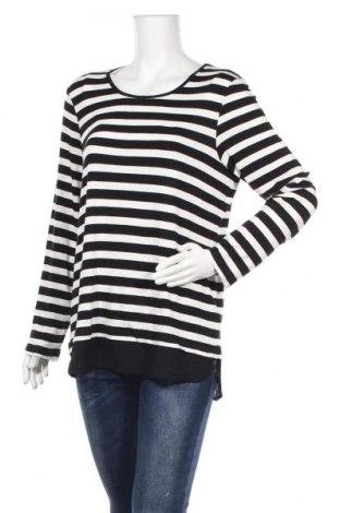 Дамски пуловер Street One, Размер L, Цвят Бял, 95% вискоза, 5% еластан, Цена 15,02лв.