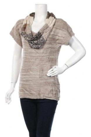 Дамски пуловер Style & Co, Размер S, Цвят Бежов, Акрил, Цена 5,55лв.
